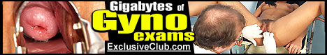 Exclusive Club - Gyno Exam Medical Fetish