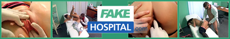 Fake Hospital - Crazy doctors and naughty nurses! Be a voyeur!