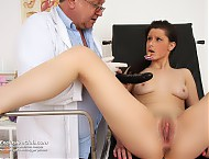 Karen proper gyno specula examination by nasty gyno doctor